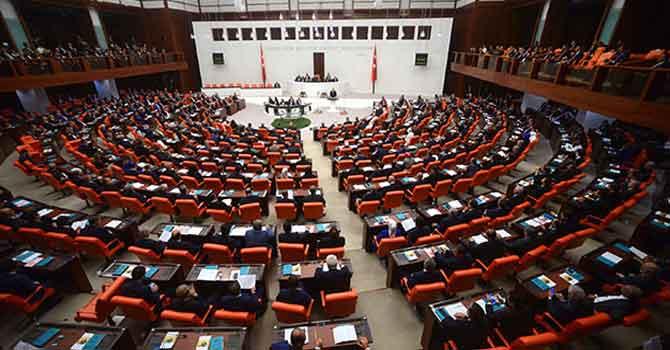 Meclis'te 970 fezleke var, 695'i HDP'liler hakkında