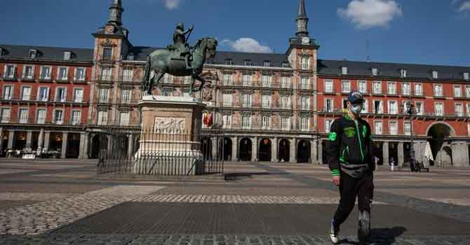 İspanya'da ölü sayısında rekor artış