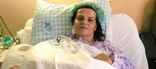 Sibel Çapraz için tahliye kararı verildi