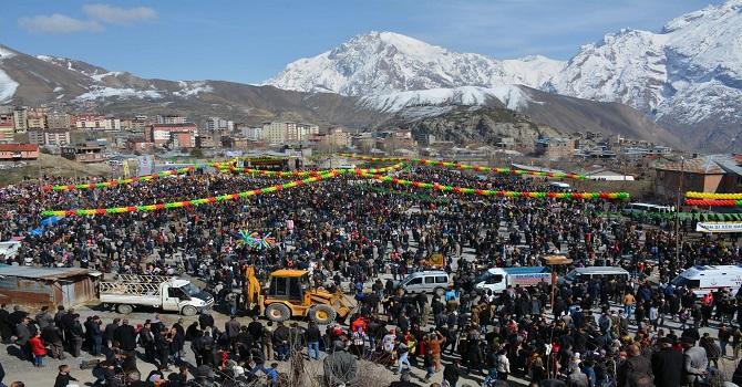 Hakkari'de Newroz tarihi ve yeri belli oldu!