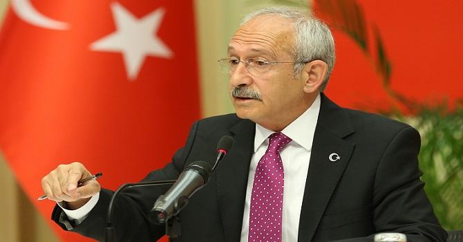 Kılıçdaroğlu: Türkiye'yi kimin yönettiği belli değil