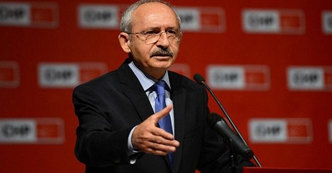 Kemal Kılıçdaroğlu'ndan Almanya'ya tepki