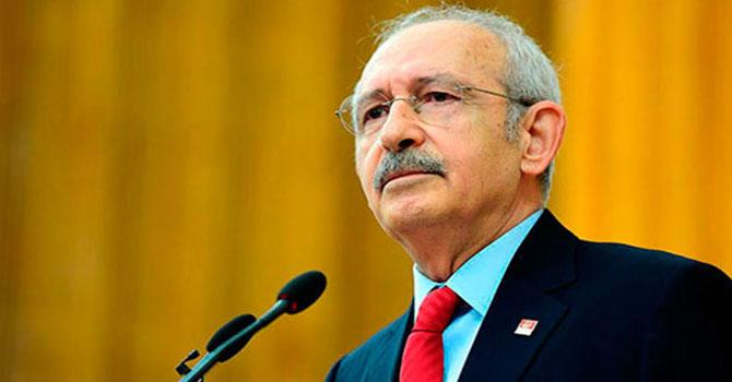 CHP lideri Kılıçdaroğlu'ndan 'Dokunulmazlık' çıkışı!