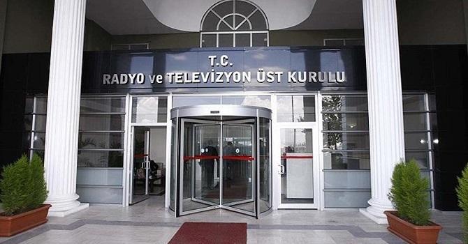 RTÜK üç kanalın yayınlarını durdurmak için harekete geçti