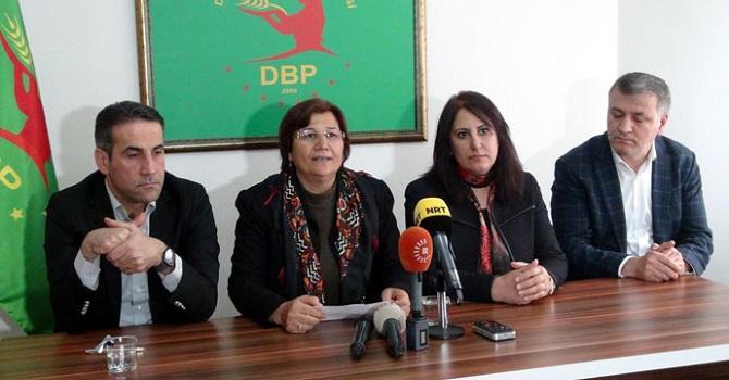 DTK, DBP, HDP'den Barzani'ye Şengal çağrısı