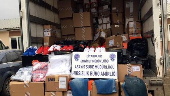 Diyarbakır'da 360 Bin Liralık Hırsızlık Yapan 5 Şüpheli Yakalandı