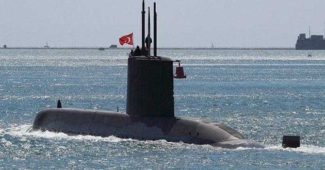 Denizaltıya sabotaj girişimi son anda önlendi