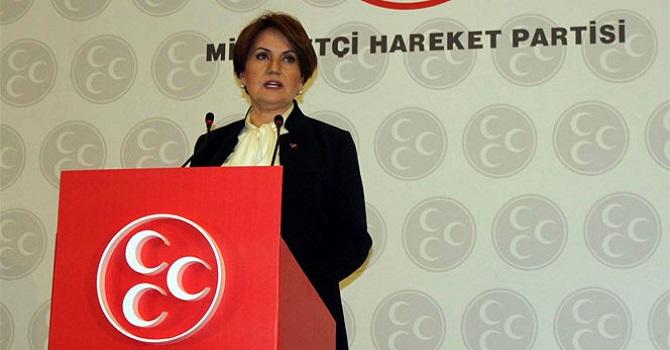 Meral Akşener: Gücünüz varsa gelin beni tutuklayın