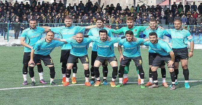 Hakkarispor Rakibini 1-0 yendi
