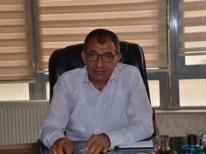 SMMMO Başkanı İbrahim Şahin Hakkari'de