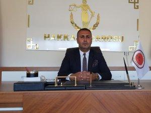 Hakkari Baro Başkanı Ergün Canan'ın bayram mesajı