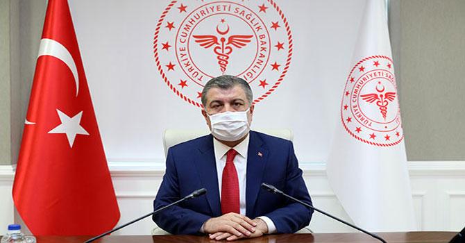 Bakan Koca'dan, 81 İl Sağlık Müdürüne bayram uyarısı