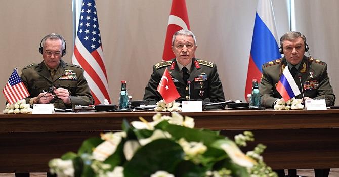 'Rakka operasyonunun YPG ile gerçekleştirilmesinin ABD için bedeli olur'