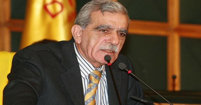Ahmet Türk, Silivri'den Elazığ Cezaevi'ne nakledildi