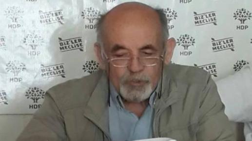 HDP Sakarya İl Başkanı Bayram gözaltına alındı
