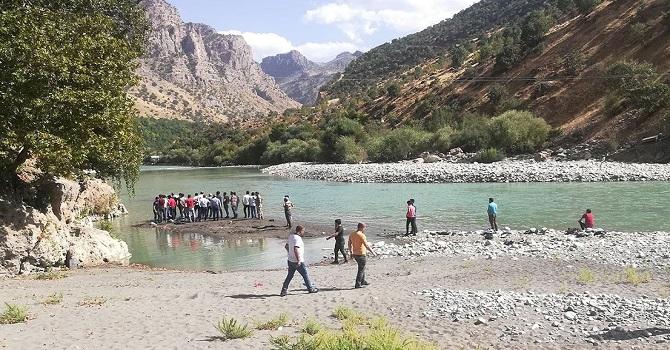 Zap suyunda boğulan 3 çocuğun cesedine ulaşıldı