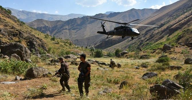 Hakkari'de çatışma: 1 asker şehit oldu