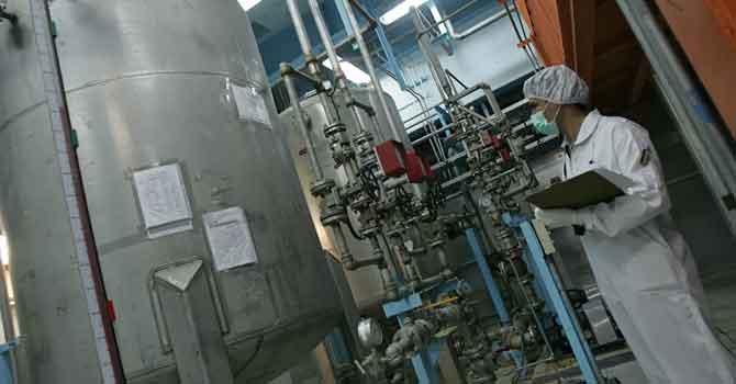 İran, uranyum zenginleşme ve saklama kapasitesini artırdığını duyurdu