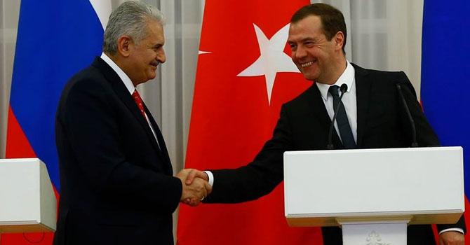 Rusya 5 üründe Türkiye'ye yasağı kaldırdı
