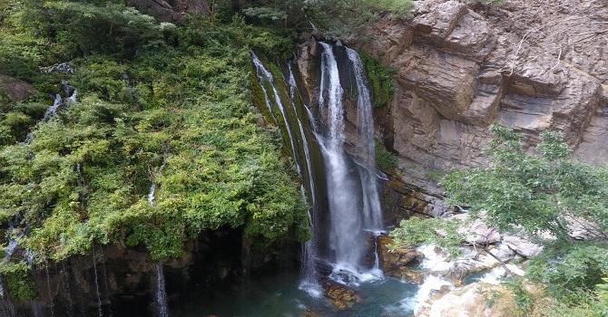 Antalya Düden Şelalesi Değil, Hakkari Kaval Şelasi