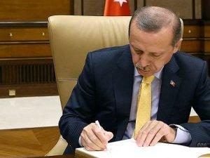 Erdoğan, 6768 sayılı kanunu onayladı