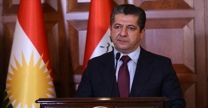 Barzani: Kerkük'ün Araplaştırılmasını kabul etmeyeceğiz!
