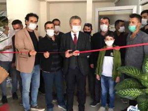 Hakkari'de Duran Madencilik ofisi açıldı