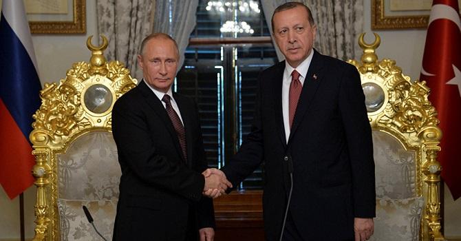 Erdoğan ve Putin'den toplantı sonrası Açıklama