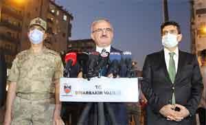 Diyarbakır'da 19 milyon TL korona cezası kesilmiş!
