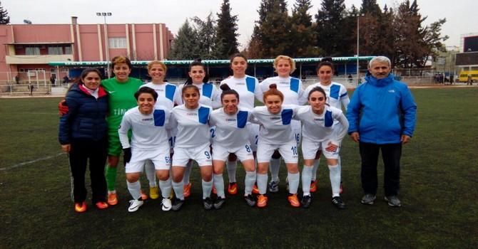 Futbol melekleri rakiplerini 3-1 mağlup etti