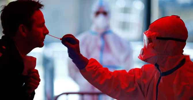Türkiye'de koronavirüsten 135 ölüm