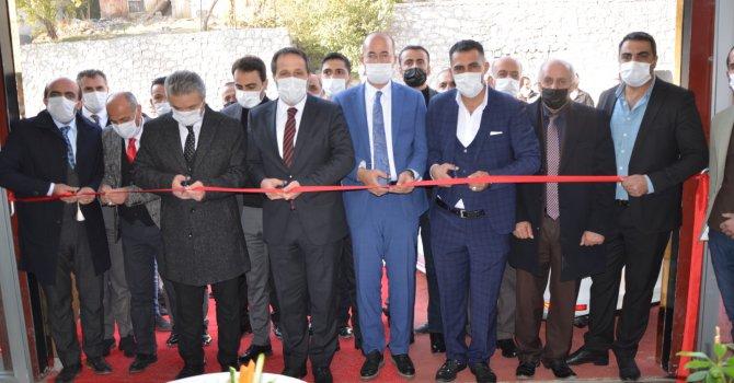 Hakkari'de Bekiroğlu AUTO hizmete açıldı