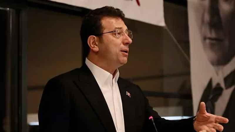 İmamoğlu: Dün İstanbul'daki vefat sayısı 186, susayım mı, yutkunayım mı?
