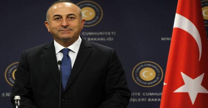 Dışişleri Bakanı Çavuşoğlu: AB'den kınama bekliyoruz