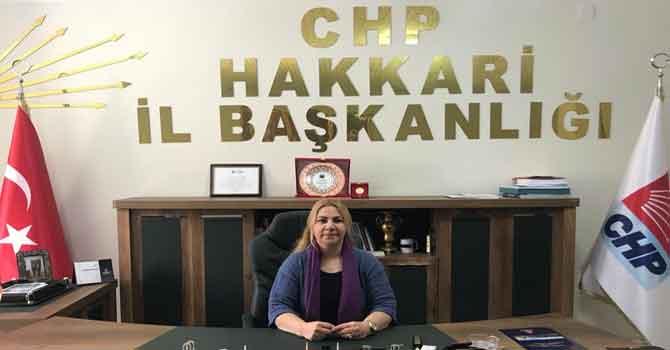 CHP'li Suzan Duran Çivi'den 25 Kasım açıklaması