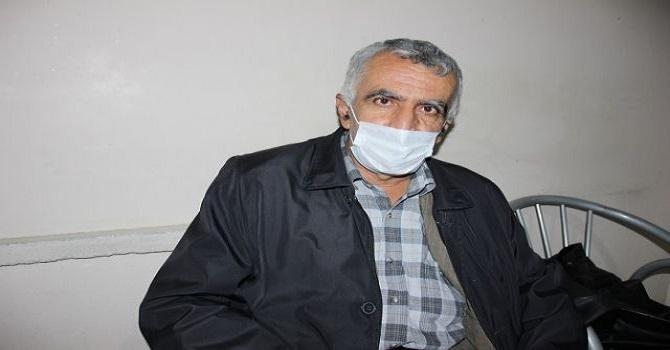 Hakkari'de 25 yıldır hastalıkla mücadele eden Temel yardım bekliyor