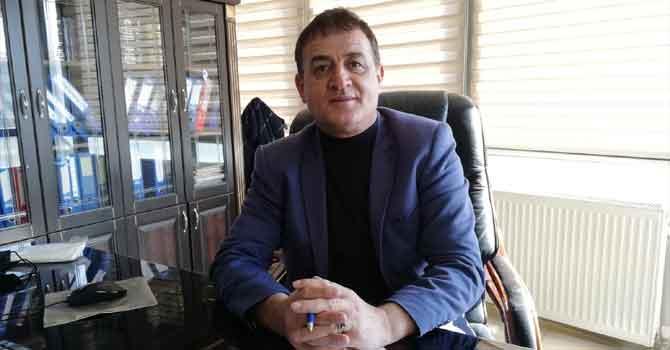 Cabbar Yakupoğlu'ndan Yeni Yıl Mesajı