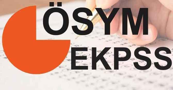 Engelli KPSS tercih kılavuzu yayınlandı