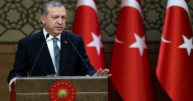 Cumhurbaşkanı Erdoğan'dan Merkel'e: Sana yazıklar olsun
