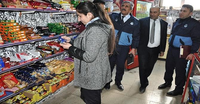 Yüksekova'da Okul Kantinleri ve Yemekhaneleri denetlendi