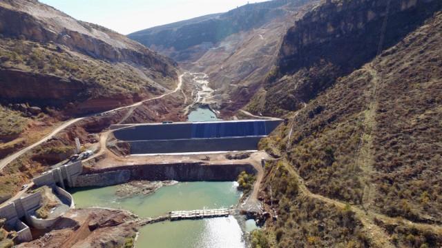 Türkiye'nin 2. büyük Silvan barajı yüzde 70'i tamamlandı