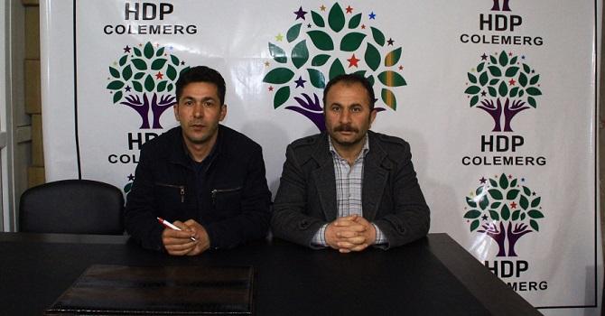 HDP ve DBP Newroz komitesi hazırlıkları hızlandırdı