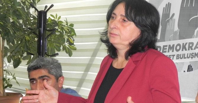 HDP'li Nursel Aydoğan'a 103 yıl hapis istemi