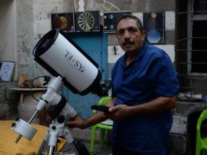 NASA'dan mektup alan 'Diyarbakır'ın astronomu'ndan acı haber