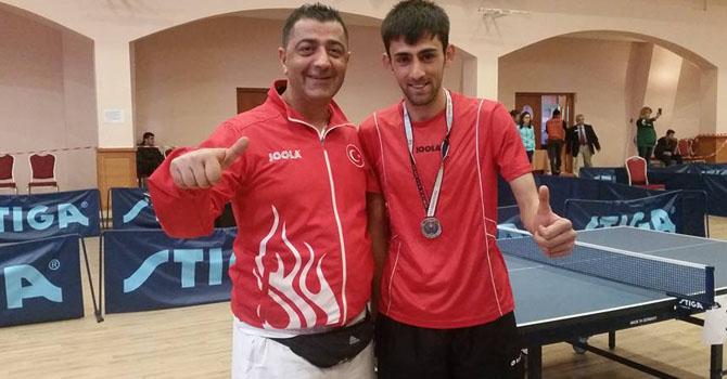 Hakkarili sporcu Türkiye ikincisi oldu!