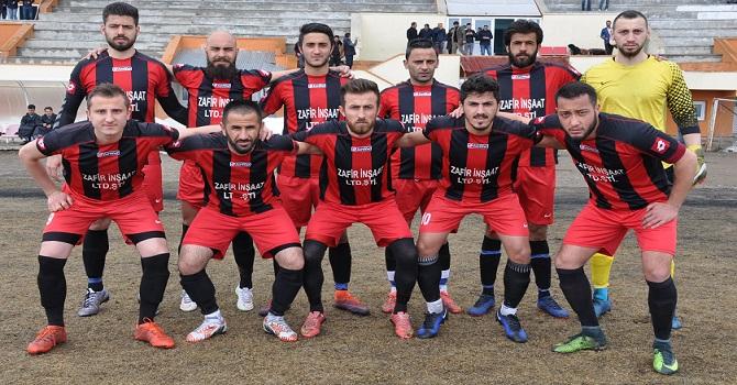 Yüksekova Belediyespor, Hakkari Belediyespor'u 9-0 yendi!