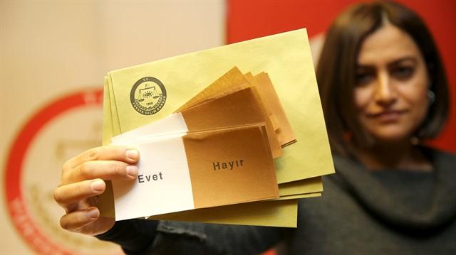 Referandumda nerede oy kullanacaksınız?