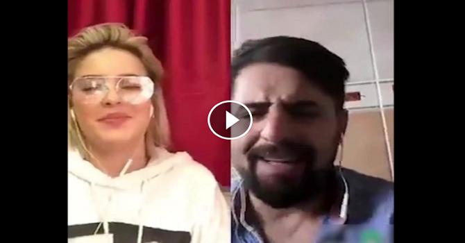 Cizre'li Mehmet Ali Şahin'in düeti izleme rekoru kırdı