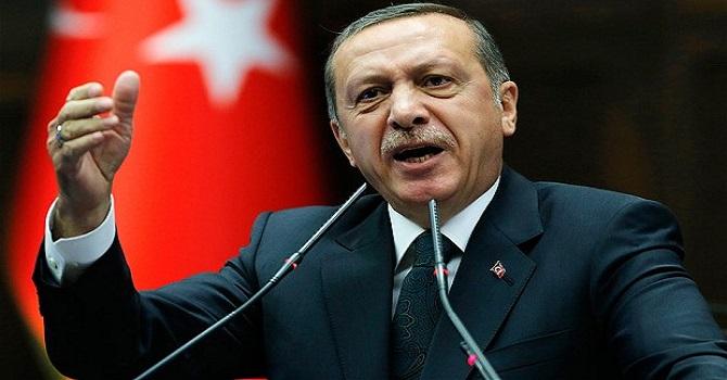 """Erdoğan: 4 bin 500 PKK'lı dosyası verdim bunlara hiç birine işlem yapmadılar"""""""