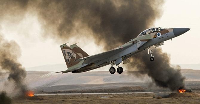 'Saldırıya katılan 1 İsrail jetini düşürdük'